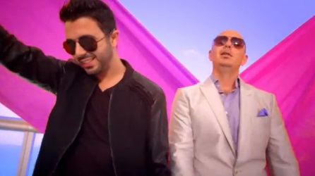 Ahmed Chawki feat Pitbull - Habibi I Love You