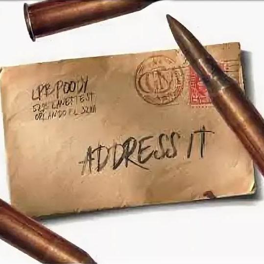 Lpb Poody - Address It